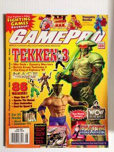 Gamepro June !997