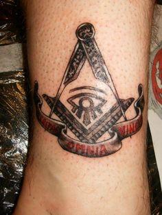freemason tattoos - Google Search