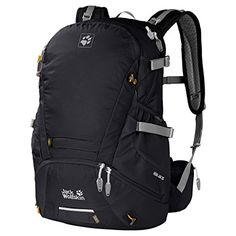 Jack Wolfskin Moab Jam 30 Basic Day Pack Black ** Click image for more details.Note:It is affiliate link to Amazon.