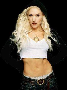 Gwen Stefani Abs