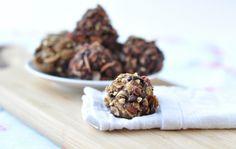 Vegan Granola Nut Clusters #Nobake #Vegan naturally sweetened by dates