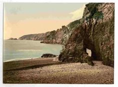 new to site Sark, Channel Islands, Dixcart Bay, England