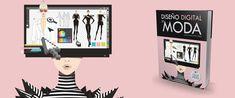 DISEÑO DIGITAL DE MODA :: El libro imprescindible para aprender las técnicas de diseño de moda por ordenador :: MODA - DIGITAL - DISEÑO :: Anaya, Storage, Multimedia, Editorial, Home Decor, Drawing Techniques, Pintura, Pdf Sewing Patterns, Book Design