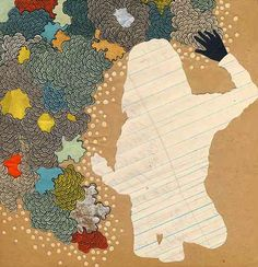 Hollie Chastain Collage #collage #mixedmedia #art #artists #amazing