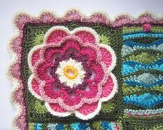 knit & crochet design: Lily Pond CAL - Set 8