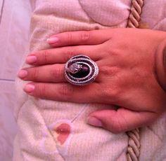 Anillo alma Class Ring, Rings, Jewelry, Accessories, Jewlery, Jewerly, Ring, Schmuck, Jewelry Rings