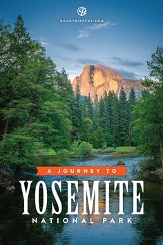 Take a journey to Yosemite National Park.