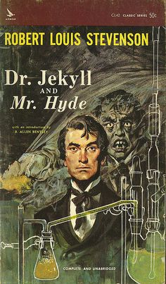 I own this paperback. I liked that it shows a handsome young Jekyll (even though that kind of flies against the actual text).