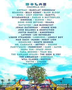 Coachella 2017 | Do LaB Stage Lineup Do LaB Unveils Musical Lineup for Stage at Coachella Valley Music and Arts Festival  Global event crafting icons and structural art scene leaders, Do LaB, have today announced the musical lineup for their famed electronic music oasis at Coachella Valley Music and Arts Festival. This year Do LaB...