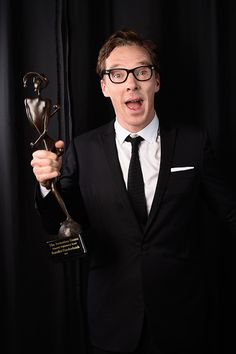 Benedict Cumberbatch poses for a portrait during the 26th Annual Palm Springs International Film Festival Awards Gala