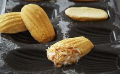 Coconut Almond Madeleines Recipe by Anna Olson