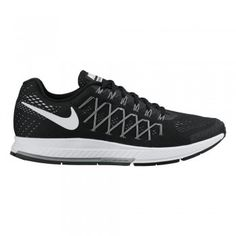 newest 73644 aeb16 NOW  120.00 (Was  190.00) on Nike Zoom Pegasus 32 - Black - Men`s    Stirling Sports - Bargain Bro New Zealand. Chaussures ...