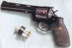 Colt + Ruger = Cougar  custom