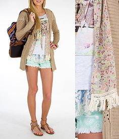 'See It Through' #buckle #fashion www.buckle.com