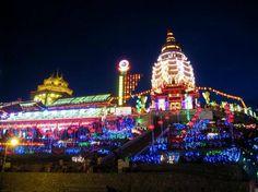 Penang Pagoda during Chinese New Year