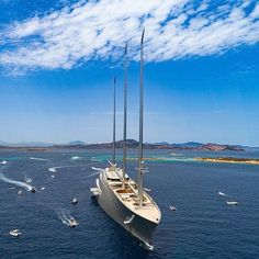 People Are Saying This New Mega Sailing Yacht Is The Ugliest Vessel