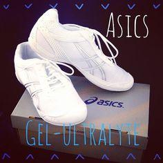 Women's Asics Ultralyte Cheer Shoe. #cheerleading