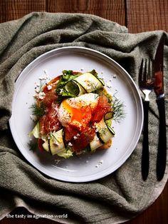 smørrebrød - Danish open face sandwich the tasty imagination world