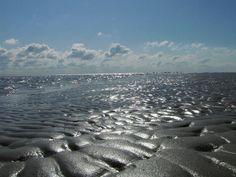 North Sea- National Park Wadden Sea- United Nations World Heritage