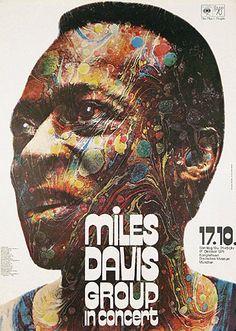 GigPosters.com - Miles Davis Group