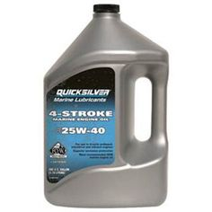 Quicksilver 1 gal FCW Marine Oil - Marine Supplies, Oil And Lubricants at Academy Sports Plastic Bottle Design, Boat Dealer, Mercury Marine, Boat Engine, Best Oils, Outboard Motors, Blow Molding, Cleaning Supplies, Engineering