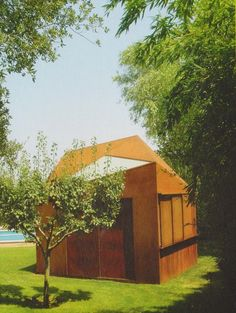 1000 images about 39 clever 39 storage small spaces on for Small garden huts