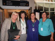 Emi, Fani, Marijke and Ruska! Great Power!