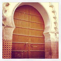Uniquely crafted door-