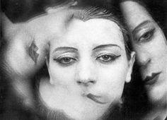 Man Ray, Kiki de Montparnasse, 1924/1982