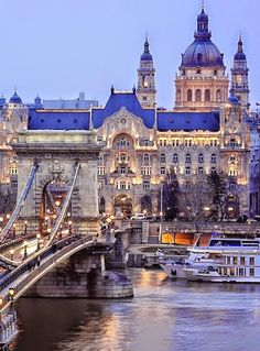 Budapest winter, beautiful places to travel, wonderful places, places to go Places In Europe, Places Around The World, Oh The Places You'll Go, Travel Around The World, Places To Visit, Around The Worlds, Lonly Planet, Voyage Europe, Destination Voyage