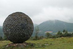 Sphère en Lauzes