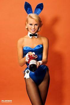 1960s Playboy Bunny