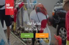 INDORELAWAN.ORG MENJEMBATANI RELAWAN DAN KOMUNITAS  DALAM AKSI SOSIAL | Dunia Fintech