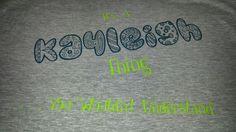 shirt for Kayleigh