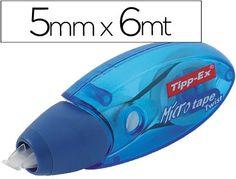 Cinta correctora Tipp-Ex Micro Tape Twist - OfiEspaña