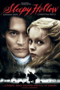 the legend of sleepy hollow movie poster - Szukaj w Google