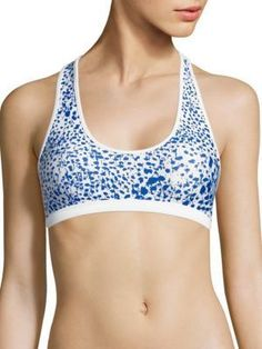 6004a4e6f7 We Are Handsome Le Tigre Sports Bra