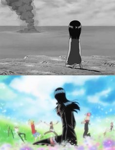 """It's hard to believe I was ever that scared of living."" Nico Robin is finally happy to be alive."