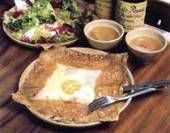 gallette bretoni di grano saraceno