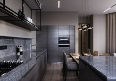 P-t Arystokraty with kitchen MOON by Anova on Behance