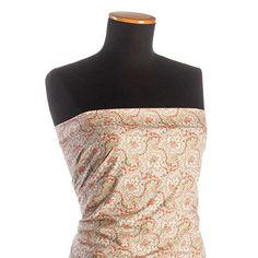 Bavlněná látka květinový paisley vzor červený | MarLen.cz Paisley, Tops, Women, Fashion, Moda, Women's, Fashion Styles, Woman, Fasion