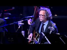 Wynton Marsalis & Eric Clapton - Layla - I've never heard a version of Layla quite like this before!!