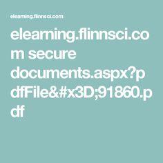 elearning.flinnsci.com secure documents.aspx?pdfFile=91860.pdf