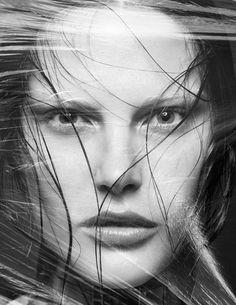 Publication: Models.com January 2016 Model: Catherine McNeil Photographer: Tim Richardson