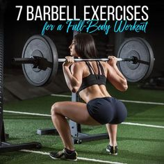 A great full-body workout that builds strength and burns fat doesn't have to be complicated. ProSource barbells for men and women are all you need for a great workout that can be done with limited time and space.