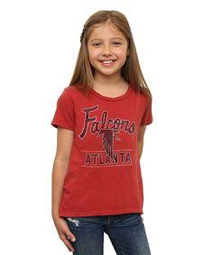 Atlanta Falcons Tee - Girls