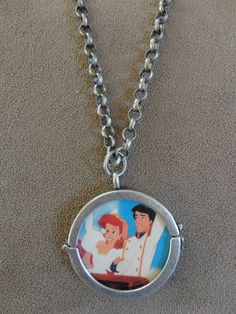 Vintage 1991 Little Mermaid Ariel and Prince by TicketTrinkets, $30.00