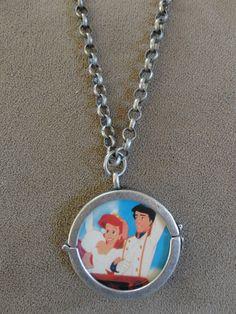 Vintage 1991 Little Mermaid Ariel and Prince by TicketTrinkets, $30.00