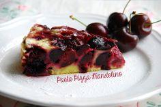 Cherry clafoutis - easy recipe