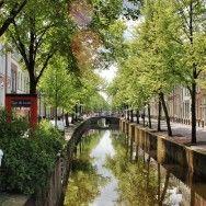 Delft Canal Bridge
